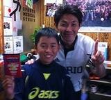 北村 涼選手 11歳(野球選手)