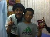 志田 将英選手(10歳 野球選手)