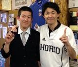 横川 舜 選手(野球投手)16歳、高校生